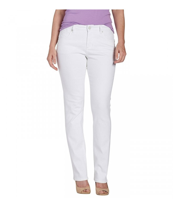 Jag Jeans Womens Petite Straight