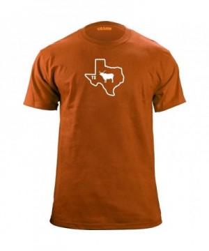 Original Longhorn Classic T Shirt Orange Variant