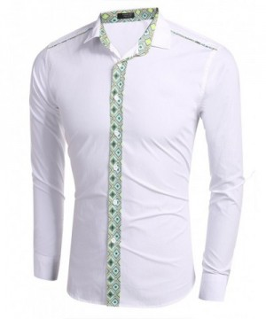 Cheap Men's Casual Button-Down Shirts On Sale