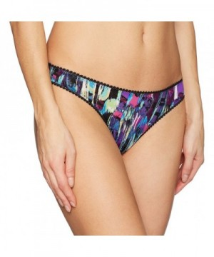 OnGossamer Womens Printed Thong Movement