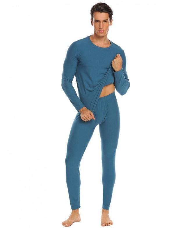 Lamore Cotton Thermal Underwear Fleece