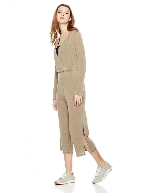 Rebel Canyon Womens Surplus Jumpsuit