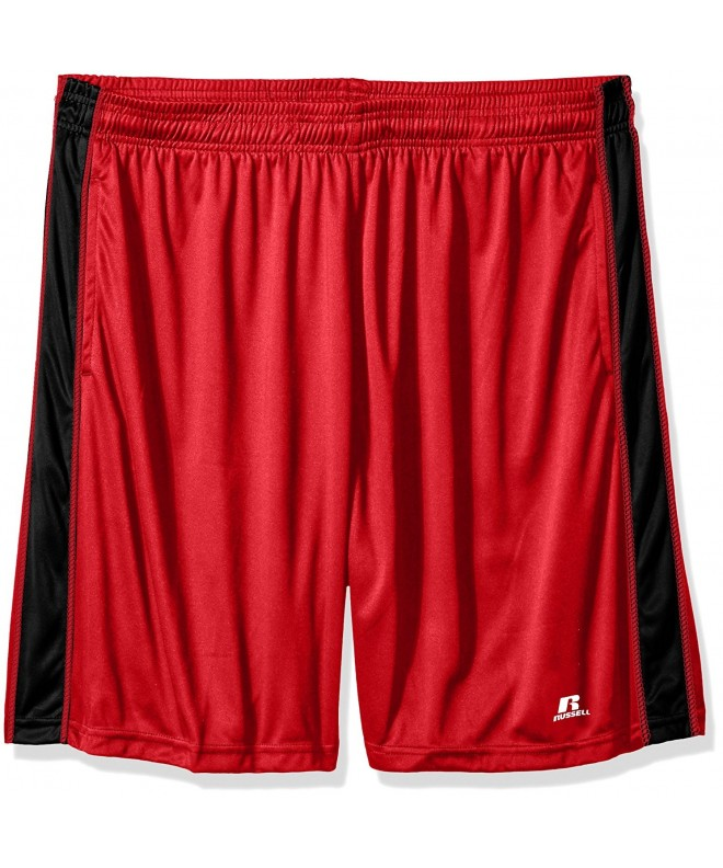 Russell Athletic Dri Power Short Contrast