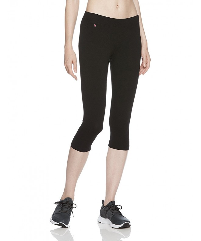 PACT Organic Cropped Leggings EA1 WLC