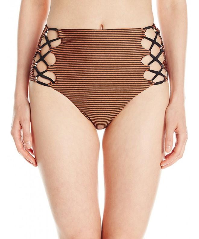 Volcom Womens Highwaist Bikini Bottom