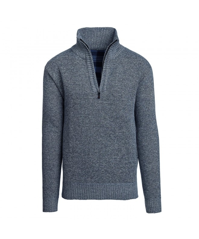 Alta Fleece Casual Half Zip Sweater