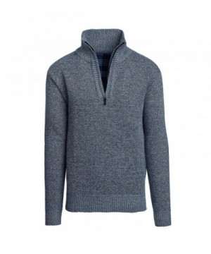 Alta Fleece Casual Half Zip Sweater