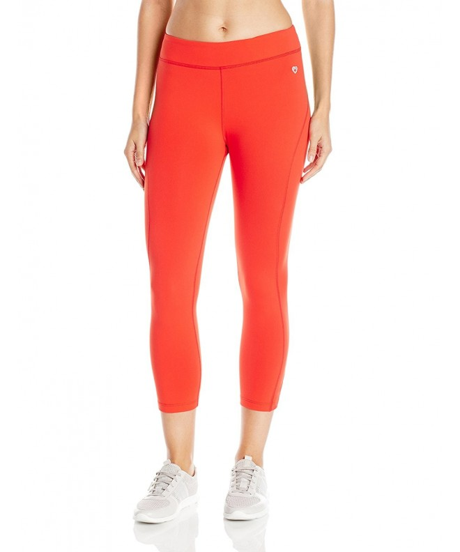 Colosseum Womens Capri Persimmon Large