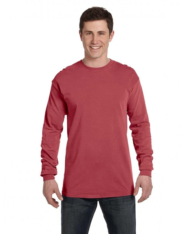 Comfort Colors C6014 Garment Dyed Long Sleeve