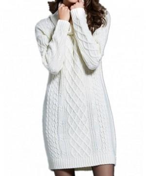 Sorrica Womens Turtleneck Pullover Sweater