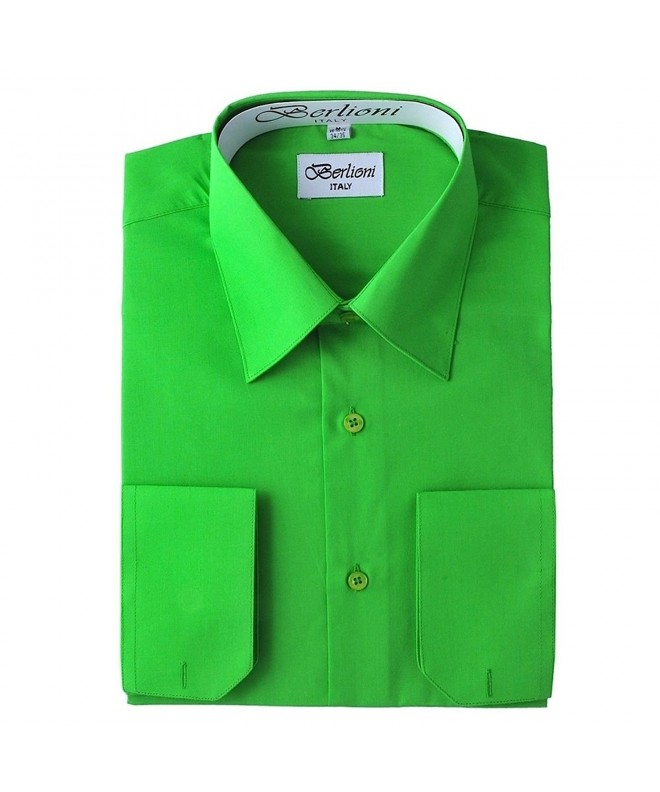Berlioni Regular Color Apple Green M Sleeve