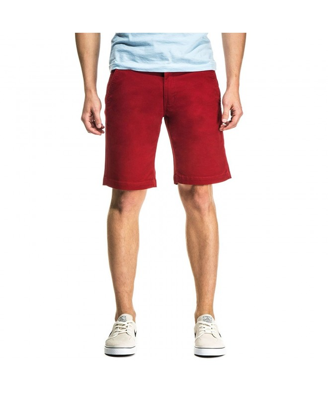 CCS Chino Shorts Comfort Stretch