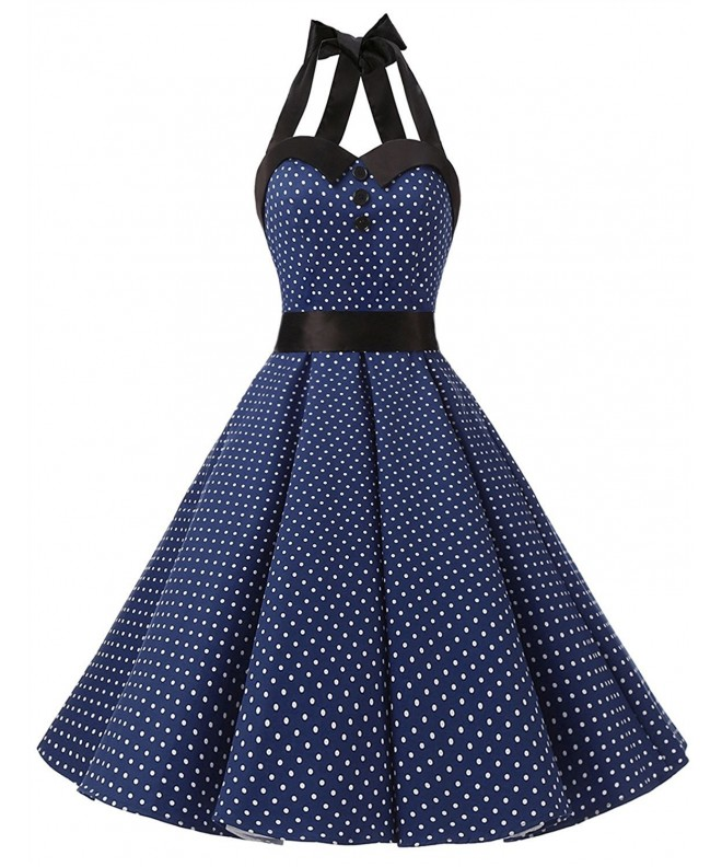 Dressystar Vintage Cocktail Dresses Rockabilly