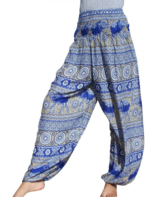 Full Funk Smocked Aladdin Elephant