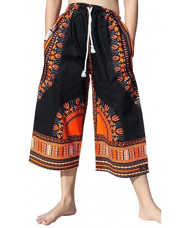 RaanPahMuang Branded Elastic African Dashiki