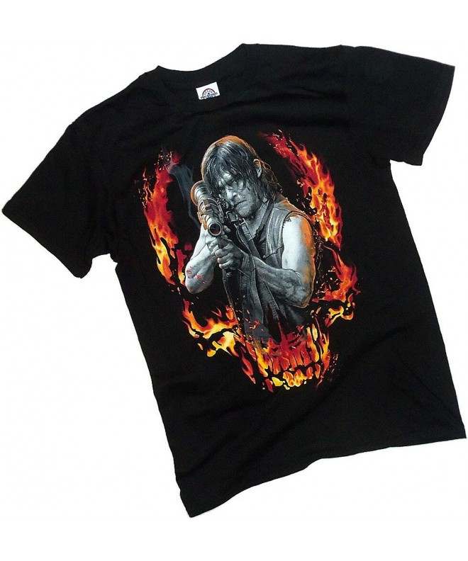 Daryl Bazooka Aftermath Walking T Shirt