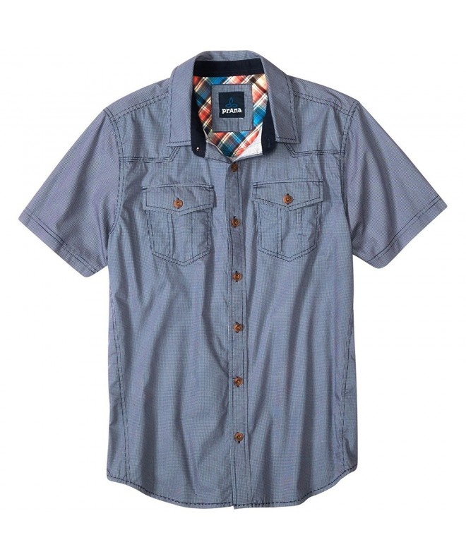 prAna Mens borla Blue Ridge