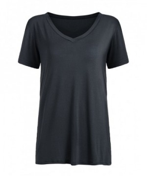 Floerns Womens Sleeve Casual T shirt