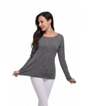 Argstar Womens Dropped Shoulders Sleeve
