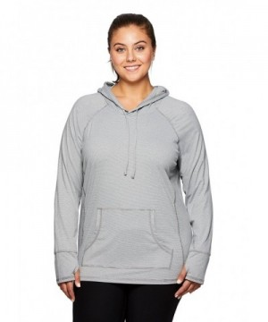 RBX Active Womens Striped Workout