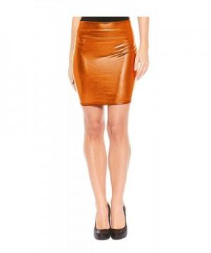 Red Hanger Womens Mini Skirt