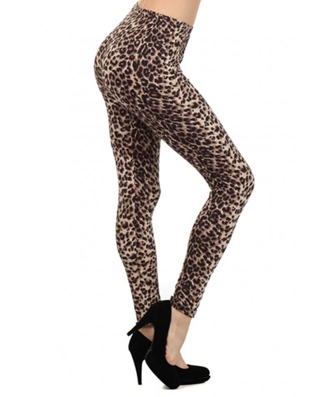 Always Juniors Leopard Stretch Leggings
