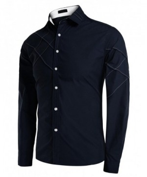 Cheap Men's Casual Button-Down Shirts Outlet Online