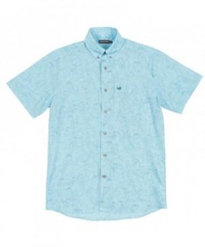 Southern Marsh Island Linen Shirt