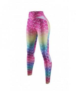 Cheap Designer Women's Athletic Leggings