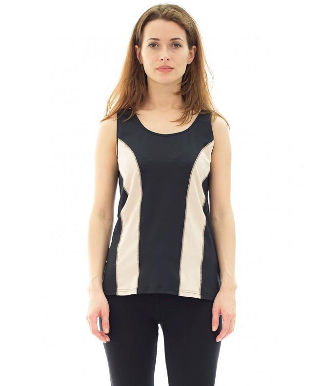 Avanti Bottega Womens Sleeveless Slimming