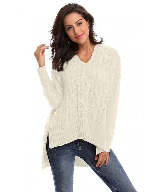 SHEKINI Sweater Oversized Pullover Jumpers