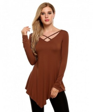 Mofavor Womens Sleeve T shirt Medium