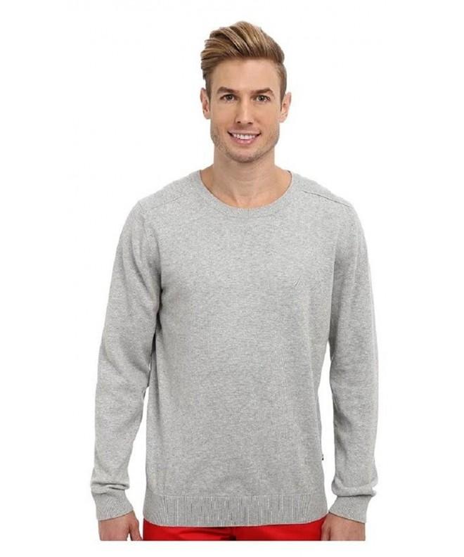 Nautica Mens Crew Sweater Medium