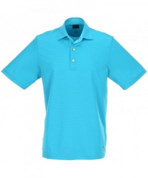 Greg Norman Collection Stripe Cerulean
