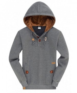 Wantdo Pullover Hooded Sweatshirt Outfitter