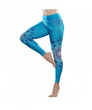 FavoBodinn Printed Yoga Pants Women