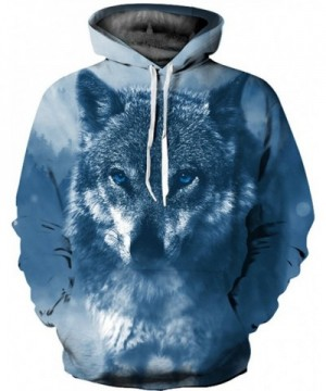 Samefar Realistic Digital Pullover Sweatshirt