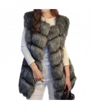 D cool Womens Outwear Waistcoat Jacket