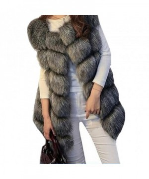 Cheap Real Women's Outerwear Vests for Sale