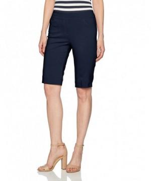 Slim Sation Womens Shorts Midnight Size