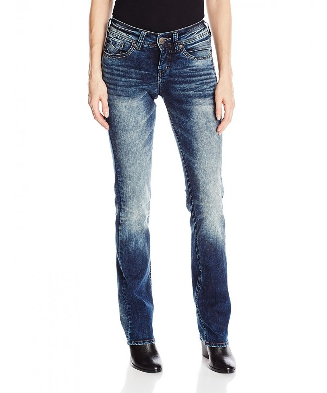 Silver Jeans Co Womens Bootcut