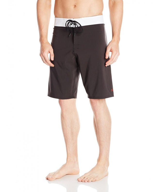 Matix Mens Ridley Boardshort Black