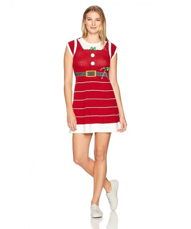 Ugly Christmas Sweater Womens Cayenne