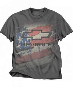 Checkered Flag Chevy American T Shirt
