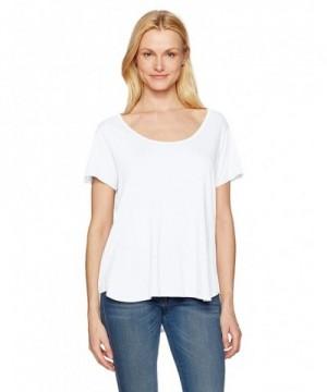 NYDJ Womens Jersey T Shirt X Large