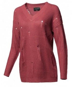 Cheap Real Women's Pullover Sweaters On Sale