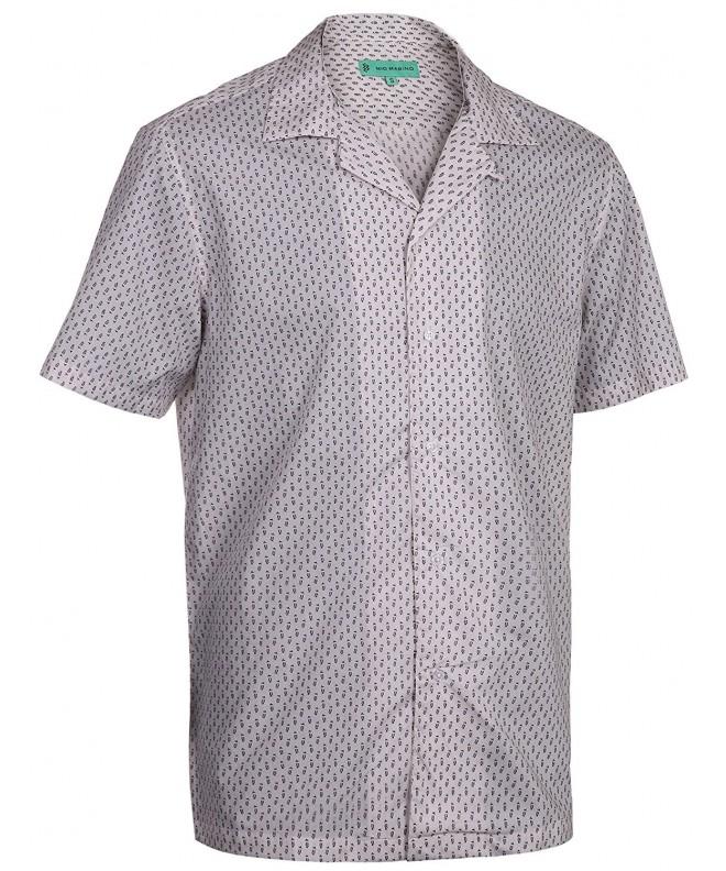 Mio Marino Mens Hawaiian Shirt