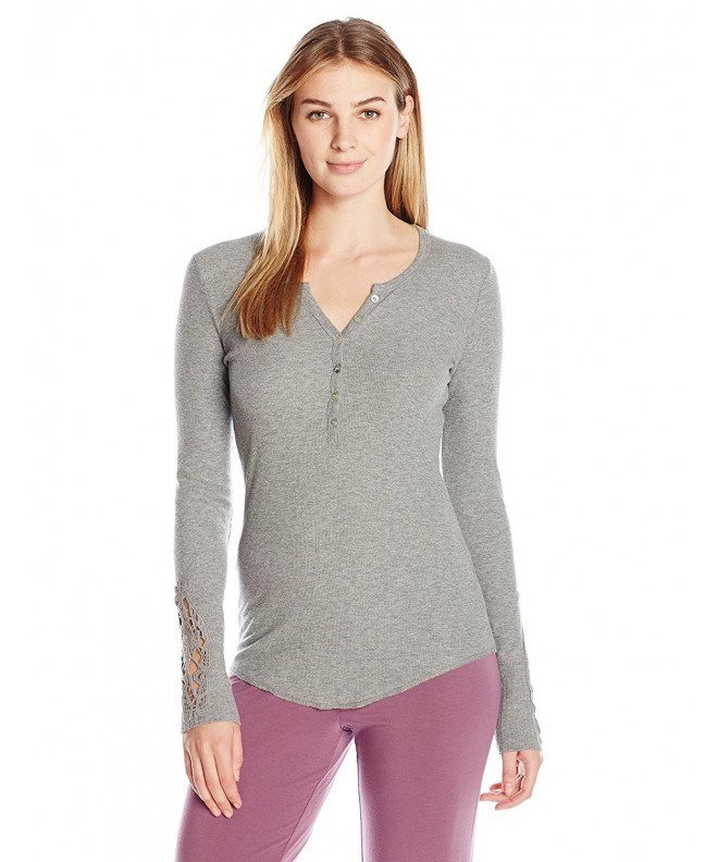 PJ Salvage Womens Essentials Heather