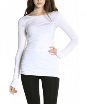 Hard Tail Skinny Sleeve White
