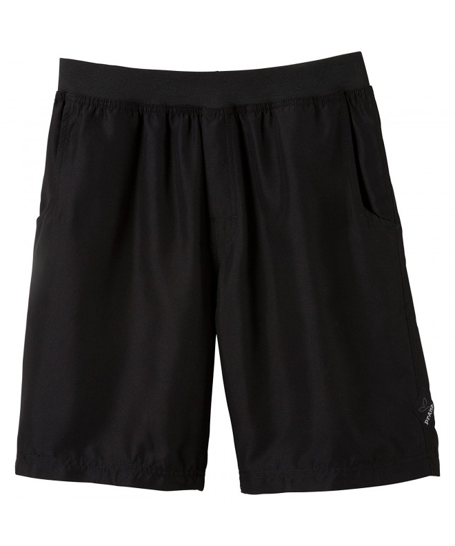 prAna Mens Short Black X Large